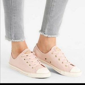 RARE Danty Craft OX Dusty Pink Converse